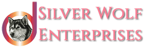 Silver Wolf Enterprises logo long